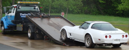 Low Clearance Flatbed Towing